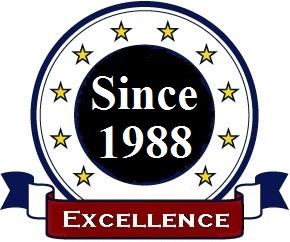 Since 1988 Logo.DW.021616